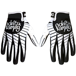 Deft Family Catalyst 3 Point Gloves - Deft Family Catalyst 3 Bolt Gloves