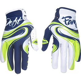Deft Family Catalyst 3 Swoop Gloves - Deft Family Catalyst 3 DC Collaboration Gloves