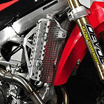 DeVol Radiator Guards - Dirt Bike Radiator Protection