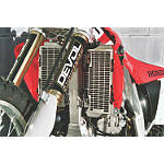Shown Mounted On A CRF450
