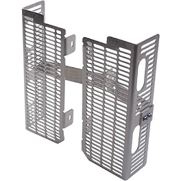 DeVol Radiator Guards - 2013 Yamaha WR450F DeVol Radiator Guards