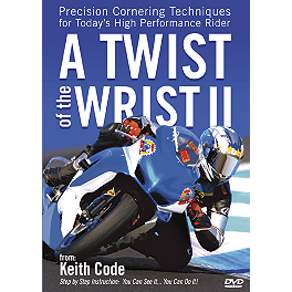 A Twist Of The Wrist 2 DVD - Sport Riding Technique Book