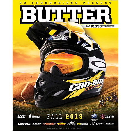 Butter: All Moto Flavored DVD - Main