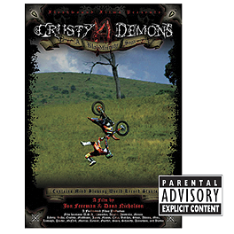 Crusty 14: A Bloodthirsty Saga DVD - 2013 Factory Effex Monster Energy ATV Graphics - Honda