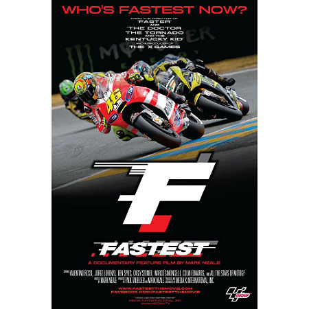 Fastest DVD - Main