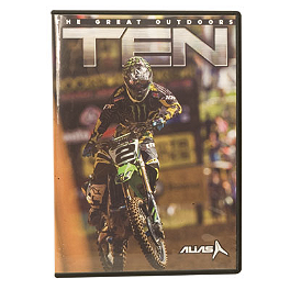 The Great Outdoors Ten - Nitro Circus The Movie DVD
