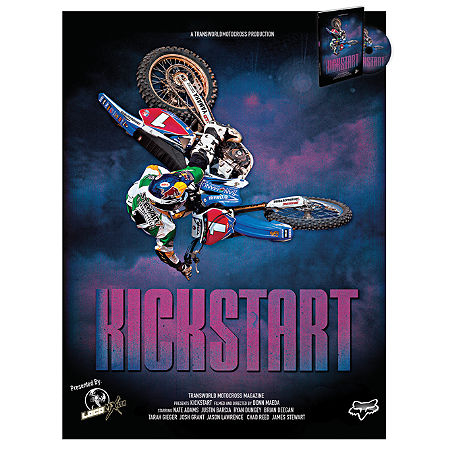 Transworld MX Kickstart DVD - Main