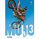 Moto 3 DVD - Impact Video Utility ATV Gifts