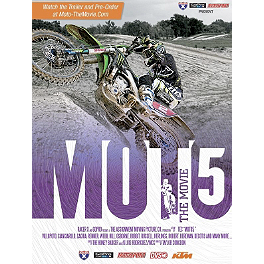Moto 5 DVD - 2014 MX Girls Calendar