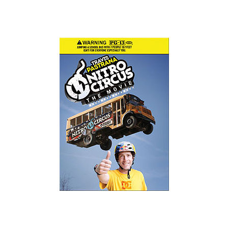 Nitro Circus The Movie DVD - Main
