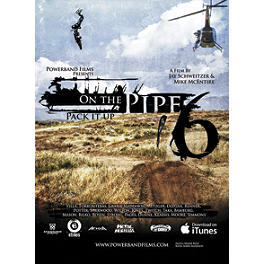 On The Pipe 6 DVD - Moto 4 DVD