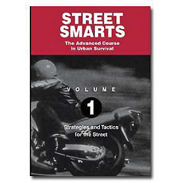 Strategies & Tactics For Street DVD - Danger Zones DVD