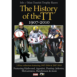 History Of The TT 1907-2010 - Superbikes Of The Seventies