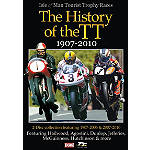 History Of The TT 1907-2010 - Cruiser DVD Videos
