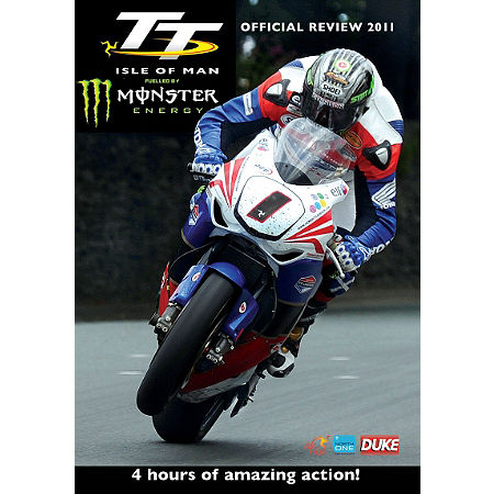 TT Isle Of Man 2011 Bluray & DVD - Main
