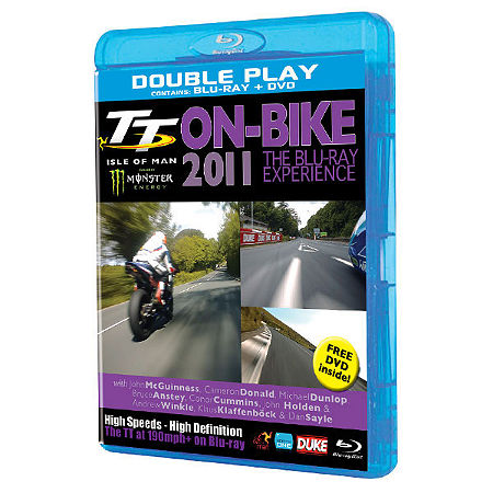 TT Isle Of Man On-Bike 2011: The Blu-ray Experience - Main