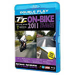 TT Isle Of Man On-Bike 2011: The Blu-ray Experience - Impact Video Motorcycle Products