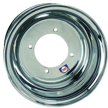 DWT .125 Aluminum Blue Label Front Wheel - 10X5 3B+2N - Main