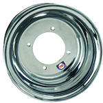 DWT .125 Aluminum Blue Label Front Wheel - 10X5 3B+2N -