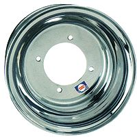 DWT .125 Aluminun Blue Label Front Wheel - 10X5 3B+2N