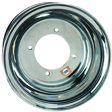 DWT .190 Aluminum Red Label Front Wheel - 10X5 3B+2N - Main