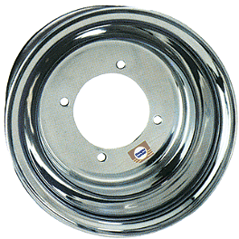 DWT .190 Aluminum Red Label Front Wheel - 10X5 3B+2N - DWT .125 Aluminum Blue Label Front Wheel - 10X5 3B+2N
