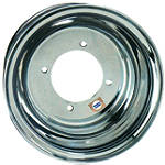 DWT .190 Aluminum Red Label Front Wheel - 10X5 3B+2N - DWT Utility ATV Products