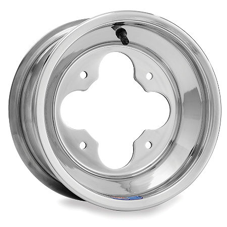 DWT A5 Front Wheel - 10X5 4+1 Polished - Main