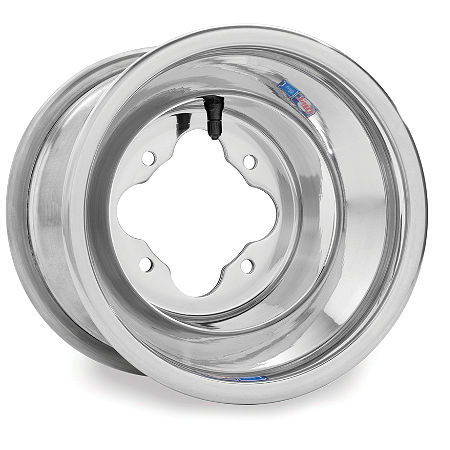 DWT A5 Rear Wheel - 10X8 Polished - Main