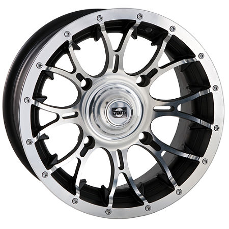 DWT Diablo Front Wheel - 14X6 Machined - Main