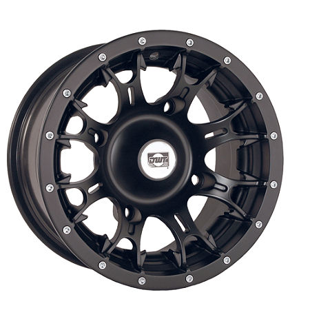 DWT Diablo Rear Wheel - 14x8 Black - Main