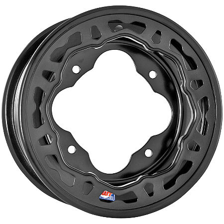 DWT Evo Rear Wheel - 8X8 Black - Main