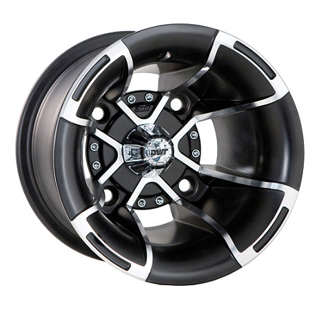 DWT FUSION REAR WHEEL - 10x9 MACHINED - Main