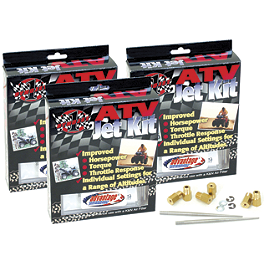 Dynojet Jet Kit - 2000 Honda TRX400EX FMF Power Up Jet Kit
