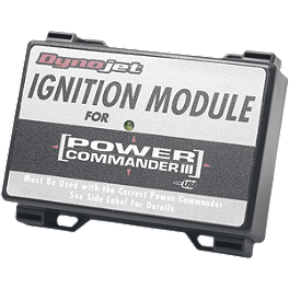 Dynojet Ignition Module For Power Commander 3 USB - 2008 Kawasaki ZG1400 - Concours Dynojet Power Commander 3 USB