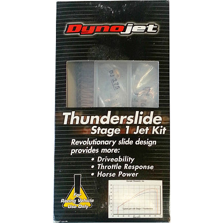 Dynojet Stage 1 Thunderslide Jet Kit - Main