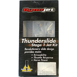 Dynojet Stage 1 Thunderslide Jet Kit - Dynojet Stage 7 Thunderslide Jet Kit