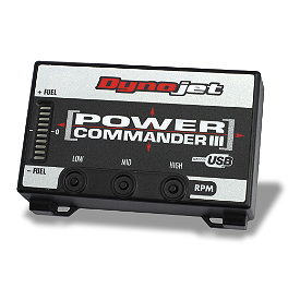 Dynojet Power Commander 3 USB - 2008 Triumph Daytona 675 Dynojet Power Commander 3 USB