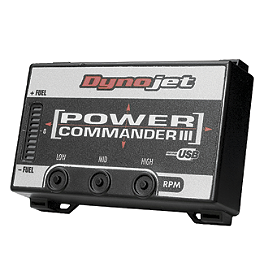 Dynojet Power Commander 3 USB - Cruiser - 2007 Yamaha V Star 1300 Tourer - XVS13CT Dynojet Power Commander 5 With Ignition Adjustment