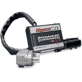 Dynojet Power Commander 3 USB EX - 2004 Suzuki SV650S Dynojet Power Commander 3 USB