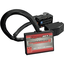 Dynojet Power Commander 5 - 2010 Kawasaki ER-6n Dynojet Power Commander 5 EX