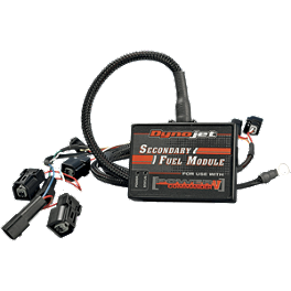 Dynojet Secondary Fuel Module - 2010 Kawasaki ZX600 - Ninja ZX-6R Dynojet Power Commander 5