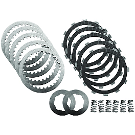 EBC SRK Complete Clutch Rebuild Kit - 1989 Kawasaki 454 LTD - EN450 EBC Clutch Springs