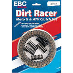 EBC Dirt Racer Clutch Kit - Kawasaki KX125 Dirt Bike Engine Parts and Accessories