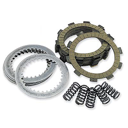 EBC Dirt Racer Clutch Kit - 2002 Suzuki RM125 EBC Brake Rotor - Front