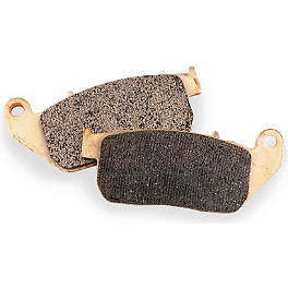 EBC HH Brake Pads - Front - K&N Spin-on Oil Filter