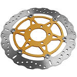 EBC Pro-Lite Contour XC Brake Rotor - Front Right Or Left - EBC Brakes For Dirt Bikes