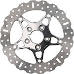 EBC Contour Brake Rotor - Rear - EBC Motorcycle Parts