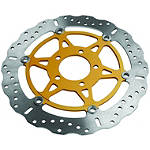 EBC Pro-Lite Contour Brake Rotor - Front Right Or Left -  Dirt Bike Brake Rotors