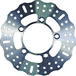 EBC Pro-Lite Contour Brake Rotor - Rear -  Dirt Bike Brake Rotors